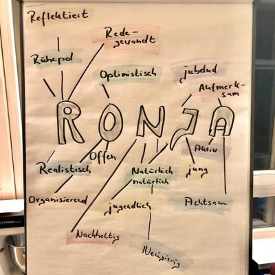 Attribute Ronja